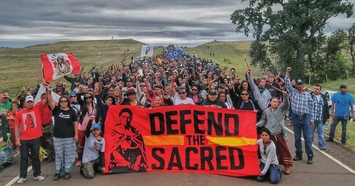 Say NO to DAPL Expansion • Lakota People's Law Project
